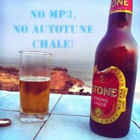 Max le Daron * No Mp3, No Autotune Chale!