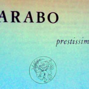 L'arabo. Prestissimo!