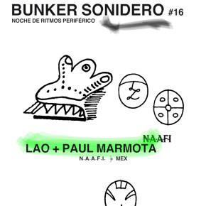 Bunker Sonidero #16
