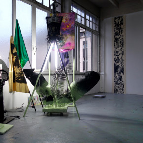 Uhura ~ Raphaël Barontini