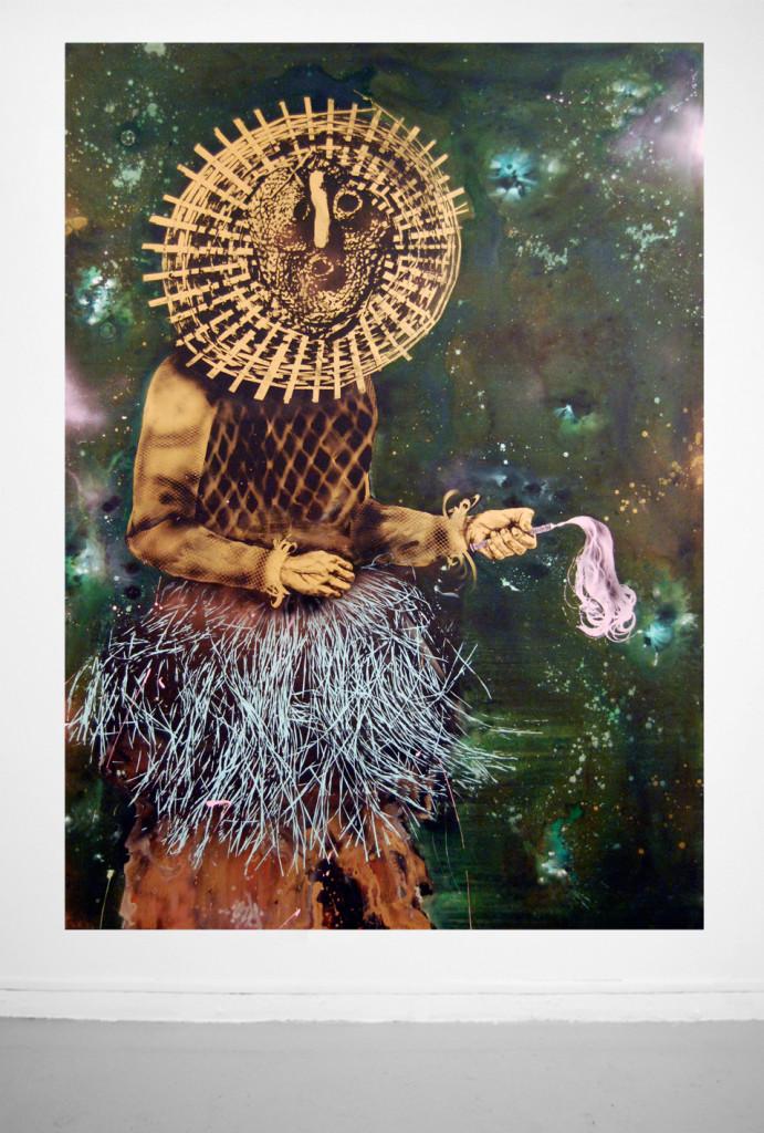 Raphael Barontini, Serie «Colosse», Sun Ra, 2012