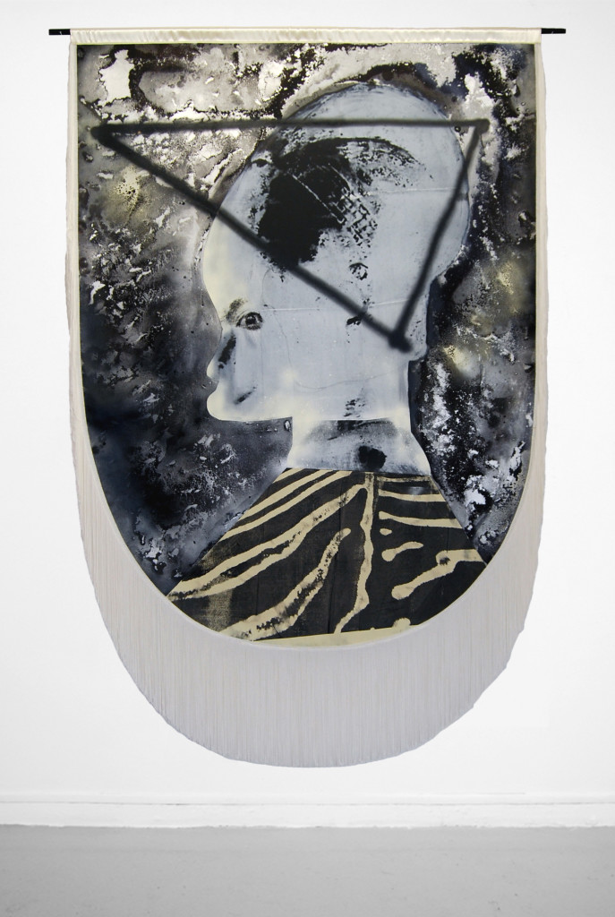Raphaël Barontini, Serie «Célébrations», Black Venus, 2012